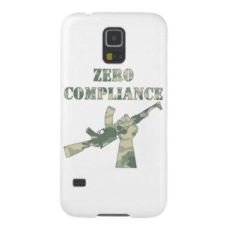 Zero Compliance AK47 Camo Galaxy S5 Cases