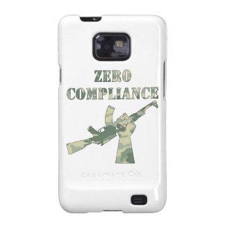 Zero Compliance AK47 Camo Samsung Galaxy SII Cases