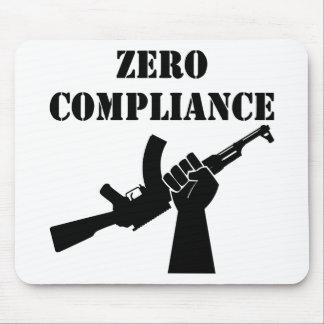 Zero Compliance AK47 Mouse Pad