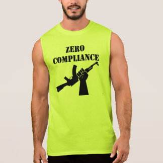 Zero Compliance AK47 Sleeveless Shirt