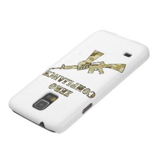 Zero Compliance AR15 Camo Galaxy S5 Cases