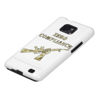 Zero Compliance AR15 Camo Galaxy SII Covers