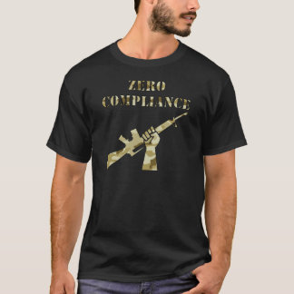 Zero Compliance AR15 Camo T-Shirt