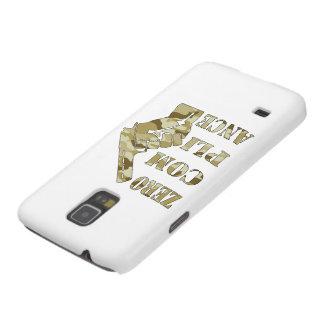 Zero Compliance Pistol Camo Cases For Galaxy S5
