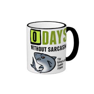 Zero Days Ringer Coffee Mug