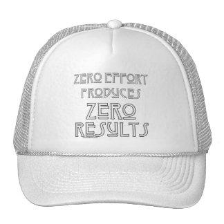 Zero Effort...2 Trucker Hat
