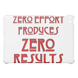 Zero Effort... Cover For The iPad Mini