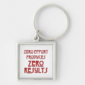 Zero Effort... Key Chains