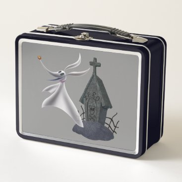 Halloween Themed Zero | Eureka! Metal Lunch Box