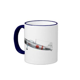 Zero Fighter A6M2 TYPE 0 MODEL 21 Mug