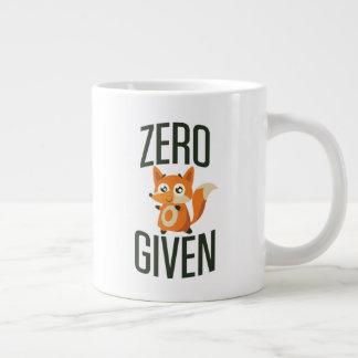Zero Fox Given 20oz Coffee Mug