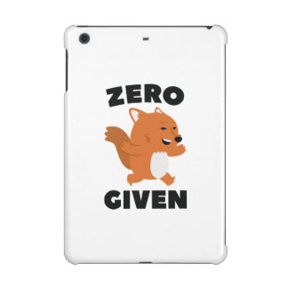Zero Fox Given iPad Mini Retina Case