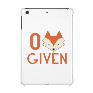 Zero Fox Given iPad Mini Retina Case
