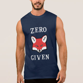 Zero (Fox) Given Sleeveless Shirt