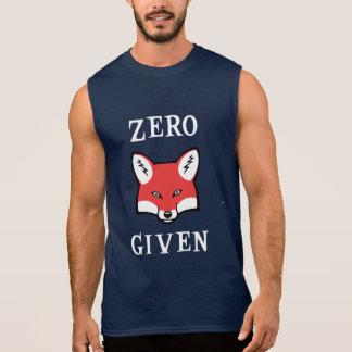 Zero (Fox) Given Sleeveless Shirt