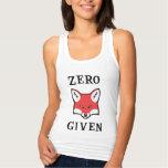 Zero (Fox) Given T Shirt