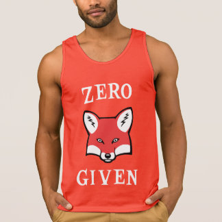Zero (Fox) Given Tank Top