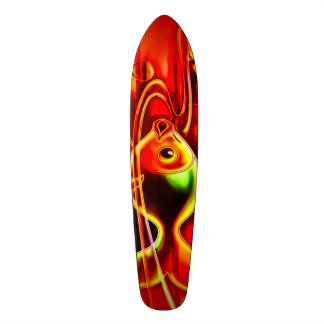 Zero Gold Fish Element Custom Pro Long Board