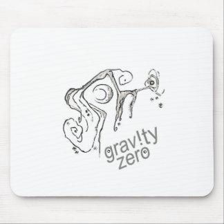 Zero Gravity Mouse Pad
