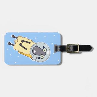 Zero Gravity Sheep Luggage Tag