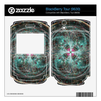 Zero Gravity Decal For BlackBerry Tour