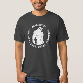 Zero Hedge Stock Market Shirt