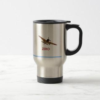 Zero in Flight  ZERO Coffee Mugs