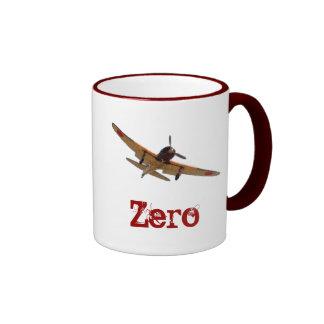 Zero in Flight , Zero Ringer Mug