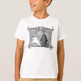Zero in the Cemetary T-Shirt