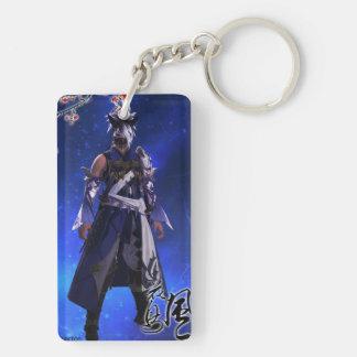 Zero Kitsune Keychain