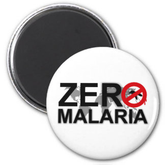 Zero Malaria Magnet