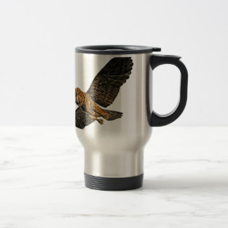Zero MORs Owl Travel Mug