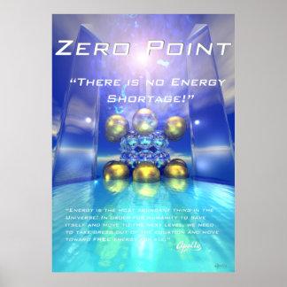 Zero Point Energy Poster