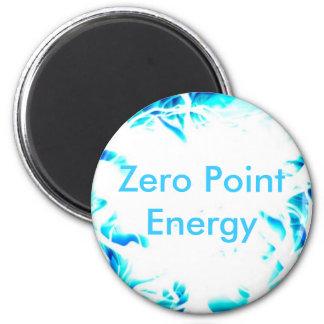 Zero Point Energy Promo Product 2 Inch Round Magnet