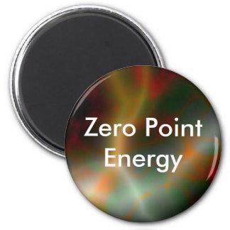 Zero Point Energy Promo Product Magnet