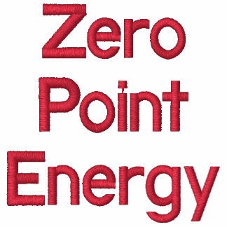 Zero Point Energy Promo Product Sweatshirt