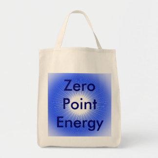 Zero Point Energy Promo Product Tote Bag