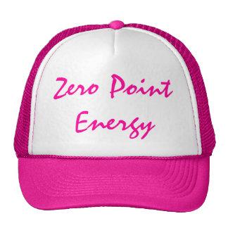 Zero Point Energy Promo Product Trucker Hat