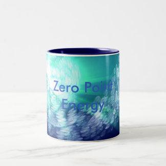 Zero Point Energy Promo Product Two-Tone Coffee Mug