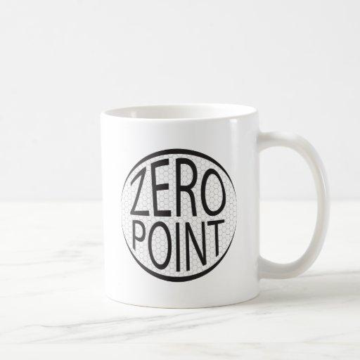 Zero Point Glaze Coffee Mug