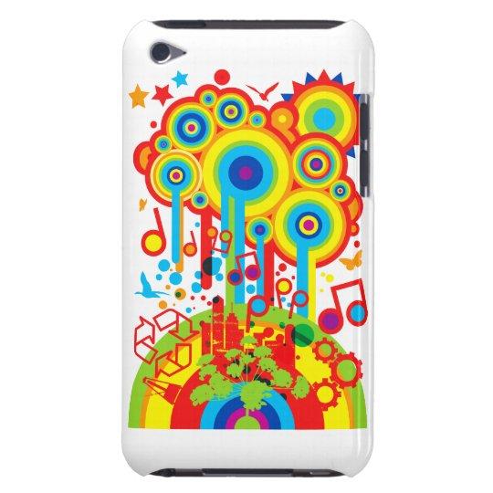 ZERO_SUM iPod TOUCH Case-Mate CASE