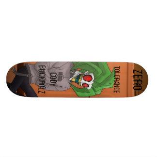 Zero Tolerance Crazy Jester Skate Board Decks