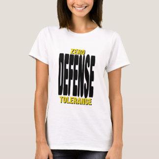 Zero Tolerance Defense T-Shirt