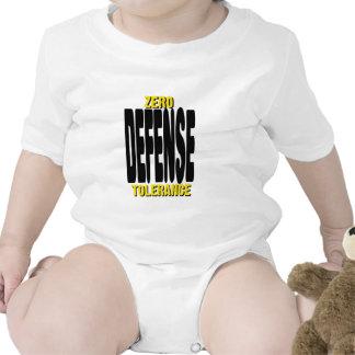 Zero Tolerance Defense T Shirts