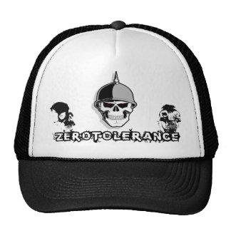 Zero Tolerance Skull Soldier Mesh Hats