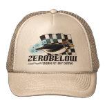 Zerobelow del equipo - gorra