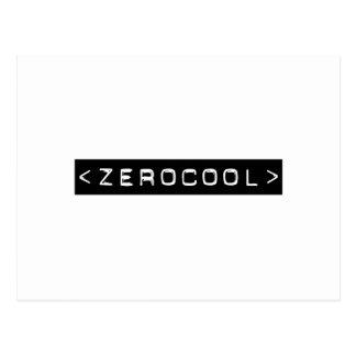 Zerocool Hackers Post Cards
