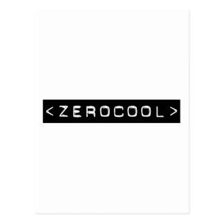 Zerocool Hackers Postcards