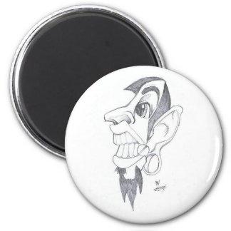 ZeroGraphix Pierced Magnet