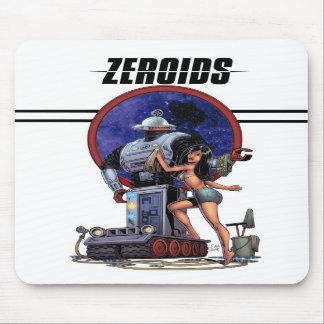 Zeroid Mousepad #2